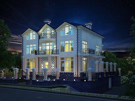 Жилой дом по ул. Керченская