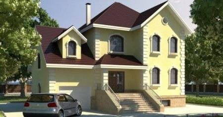 Проект дома 150-200 строительство домов из газобетона