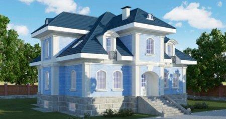 Проект дома 150-200. Основные особенности грунтов при устройстве фундамента
