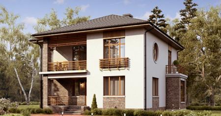 Строительство частных домов и коттеджей с отделкой под ключ