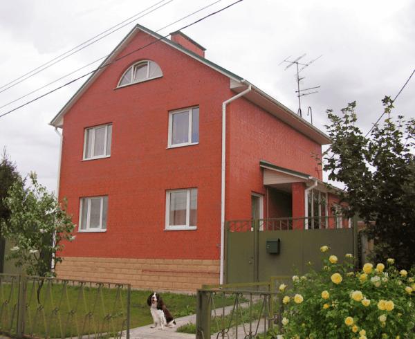 Проект дома из пеноблока 100-150 №5