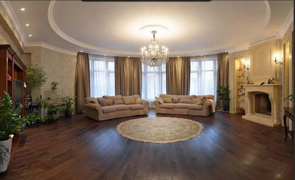 Элитный ремонт квартир и домов под ключ