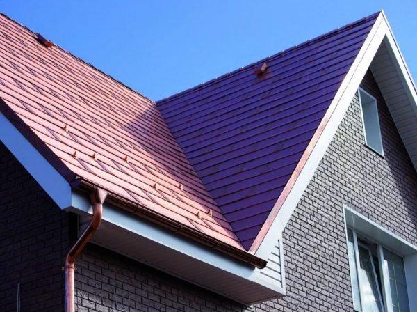 Монтаж крыши и кровли частного дома.