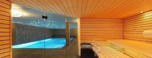Строительство бань, саун, хамамов с бассейном
