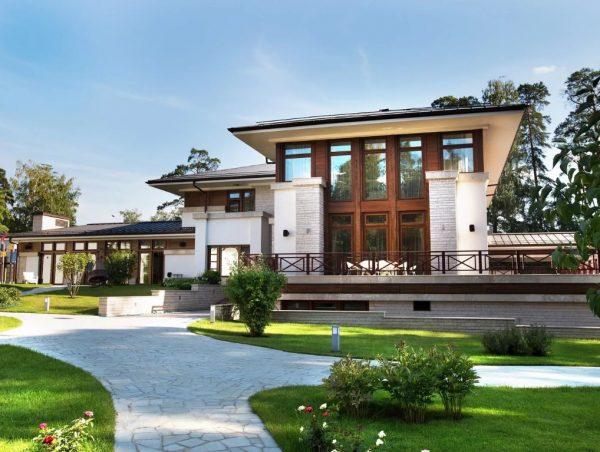 Как выбрать архитектурный стиль для дома?