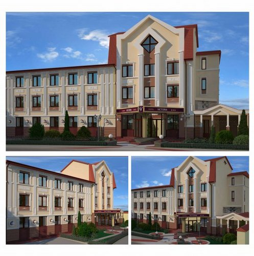 Hotel Viktoria г.Симферополь