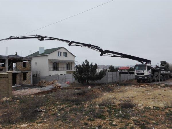 Строительство частного дома 345 м2 в г. Севастополь, 5-й километр
