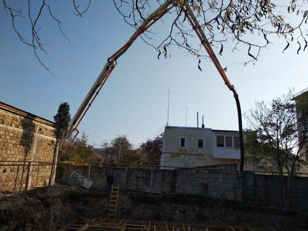 Строительство частного дома 750м2 по ул. Керченская, г. Севастополь