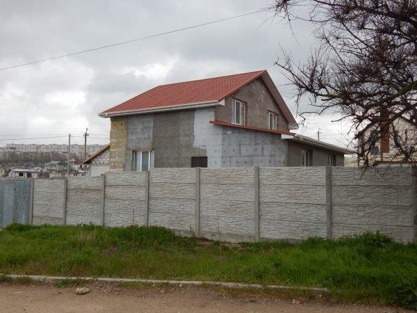 Строительство частного дома 180 м2 по ул. Мирная 12 г. Севастополь