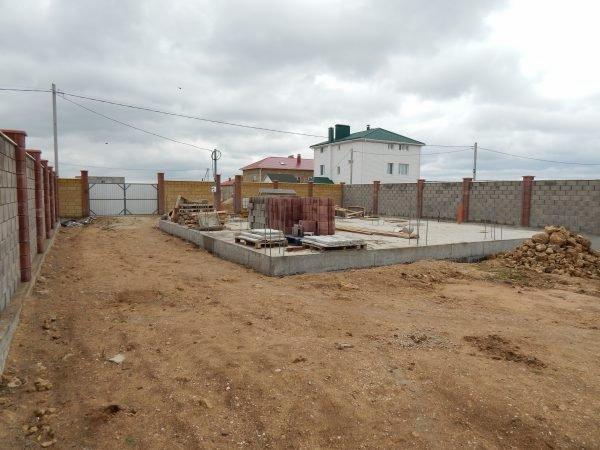 Строительство частного дома 300 м2 по ул. Крошицкого 15 г. Севастополь
