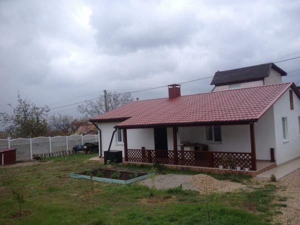 Строительство частного дома 119 м2 в СТ Вишенка г. Севастополь
