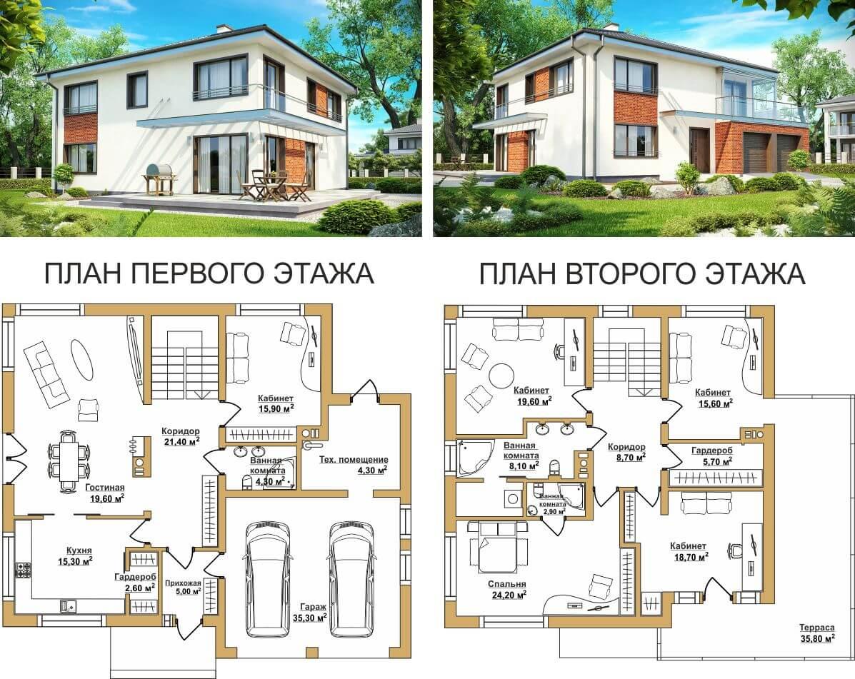 Строительство частного дома в Севастополе